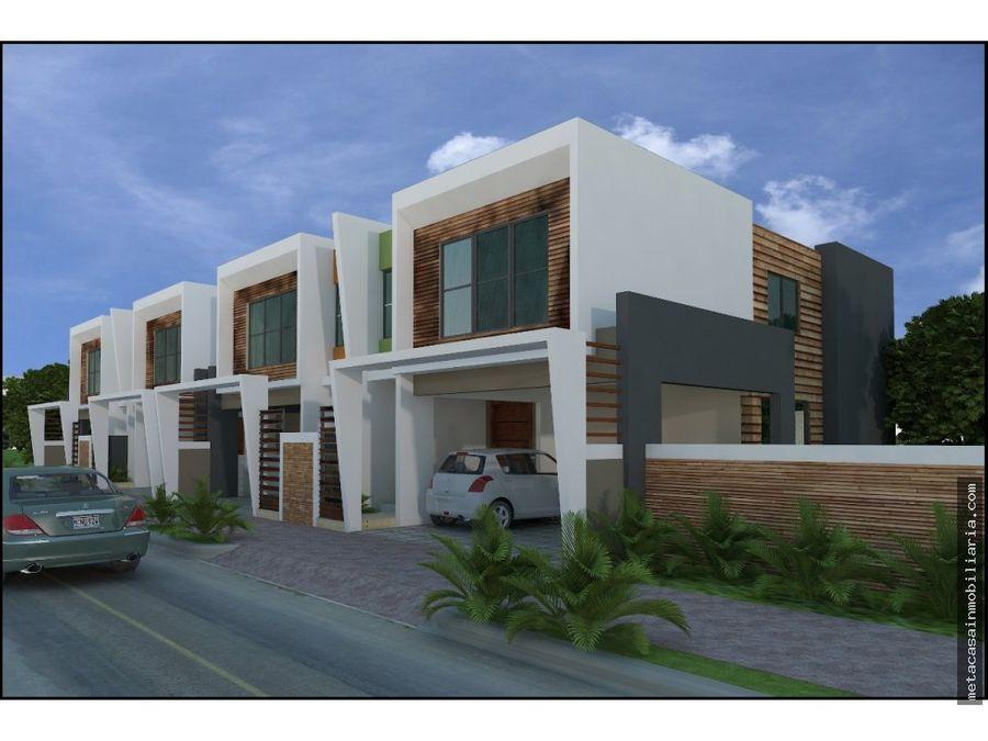 casas individuales de 2 niveles en brisa oriental 2021