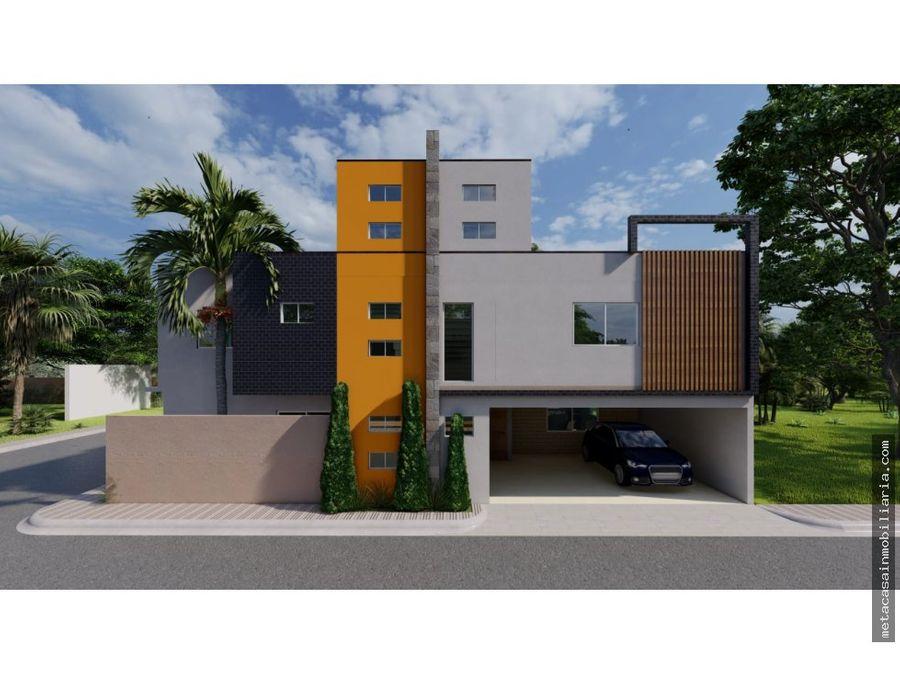casas duplex en regina autopista san isidro rd6900