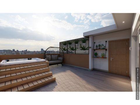 penthouse de 161mts terraza de 38mts prado oriental 2022