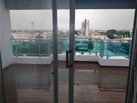 penthouse listo de 216mts con ascensor ensanche ozama