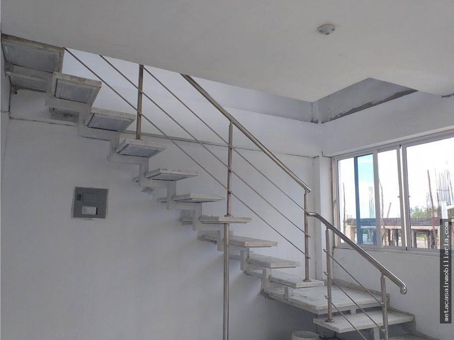 casa lista en proyecto res cerrado con areas sociales san isidro