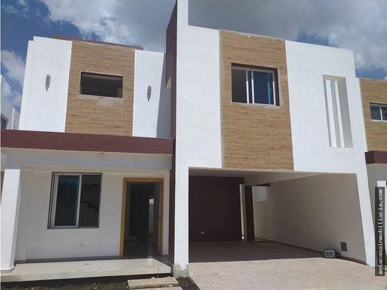 casa en proyecto res cerrado con areas sociales san isidro