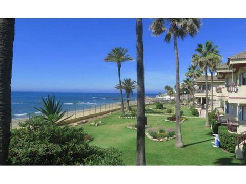 venta apartamento primera linea playa