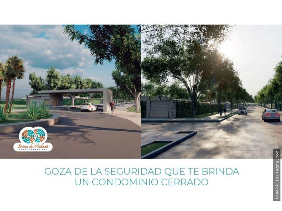 proyecto brisas de mokana en cartagena zona norte