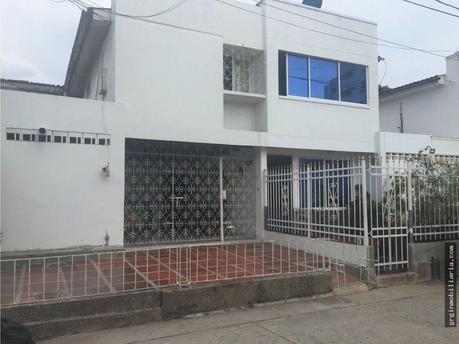 casa en venta en pie de la popa cartagena de indias