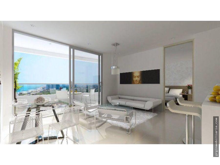 apartamento en venta en cartagena marbella