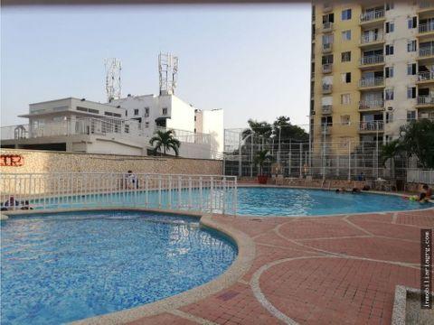 apartamento en venta en conjunto plazuela mayor cartagena