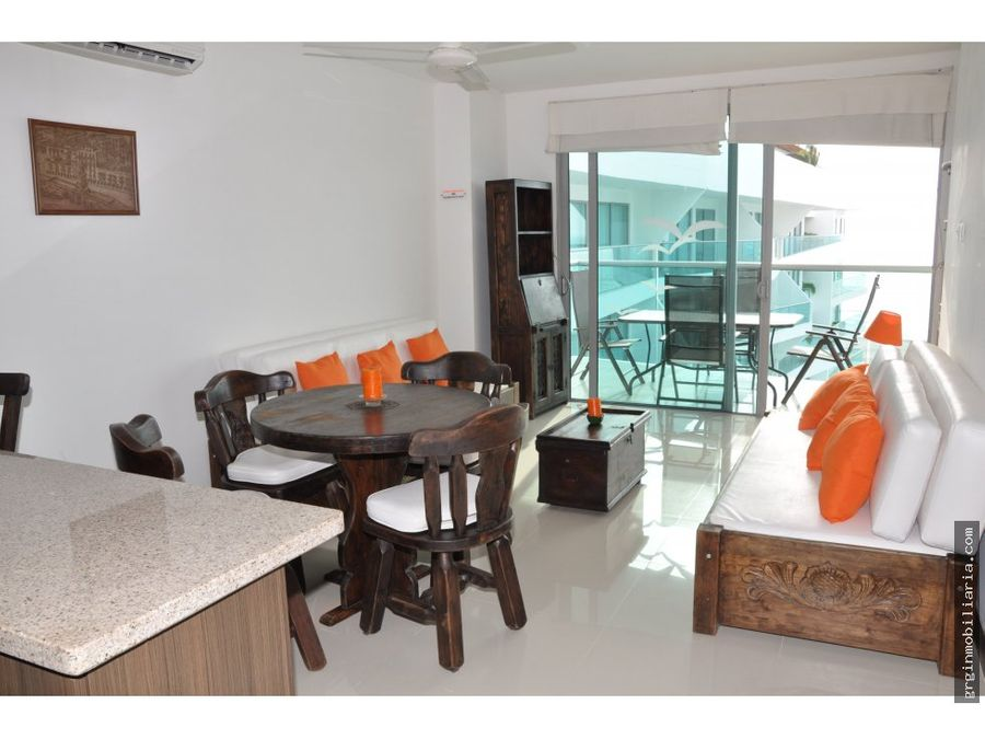 venta apartamento cartagena cielo mar
