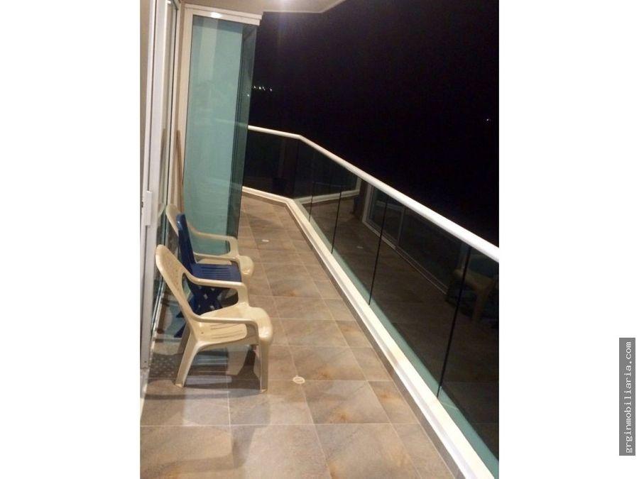 se vende apartamento en cartagena cielo mar