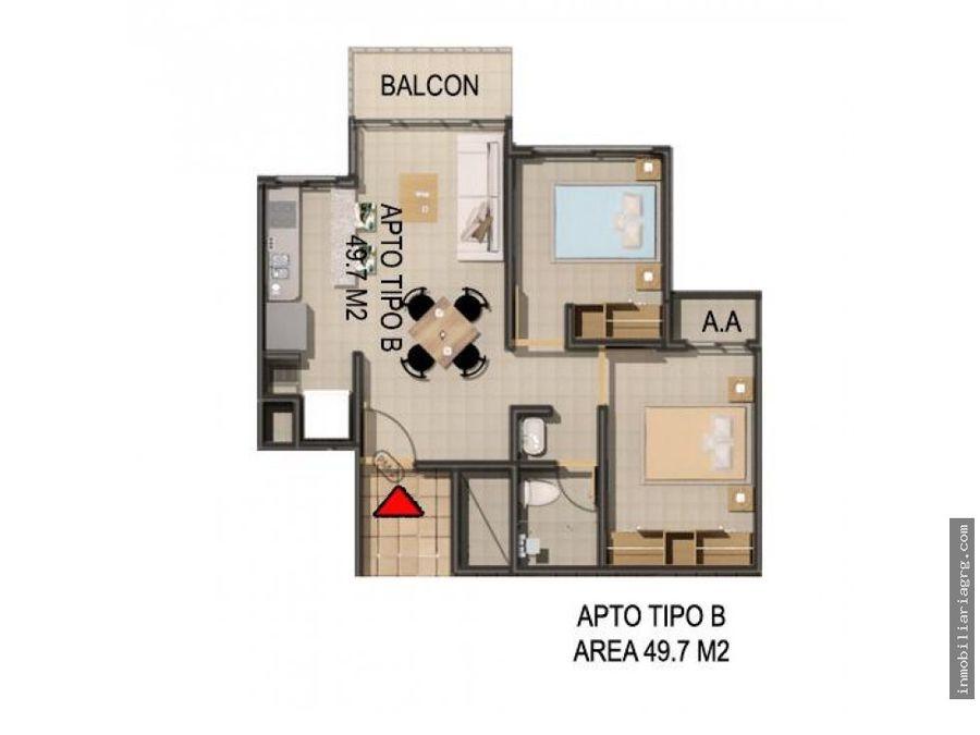 proyecto camajoru apartamentos en san jose de los campanos cartagena