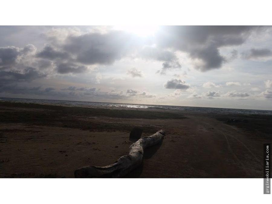 venta de lote en manzanillo del mar cartagena