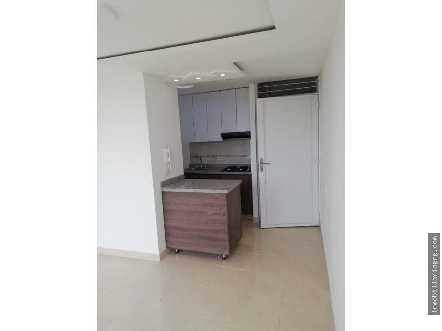apartamento en venta en cartagena ternera parque heredia