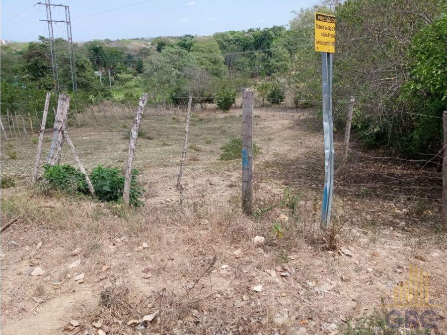 lote en venta en turbaco bolivar
