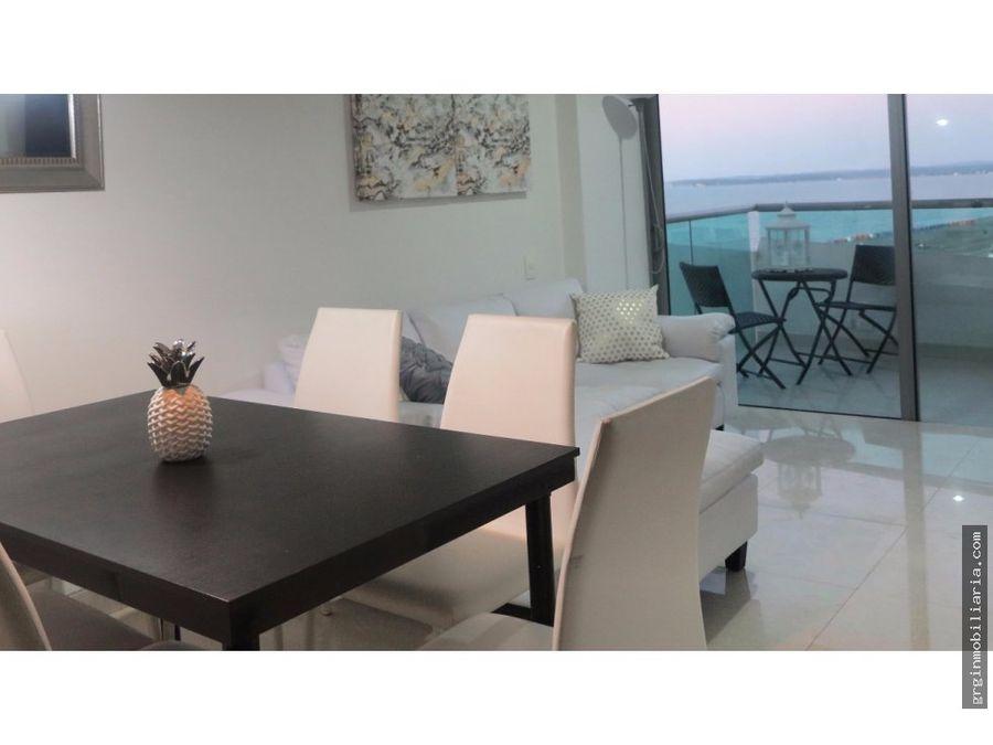 venta de apartamento en cielo mar cartagena