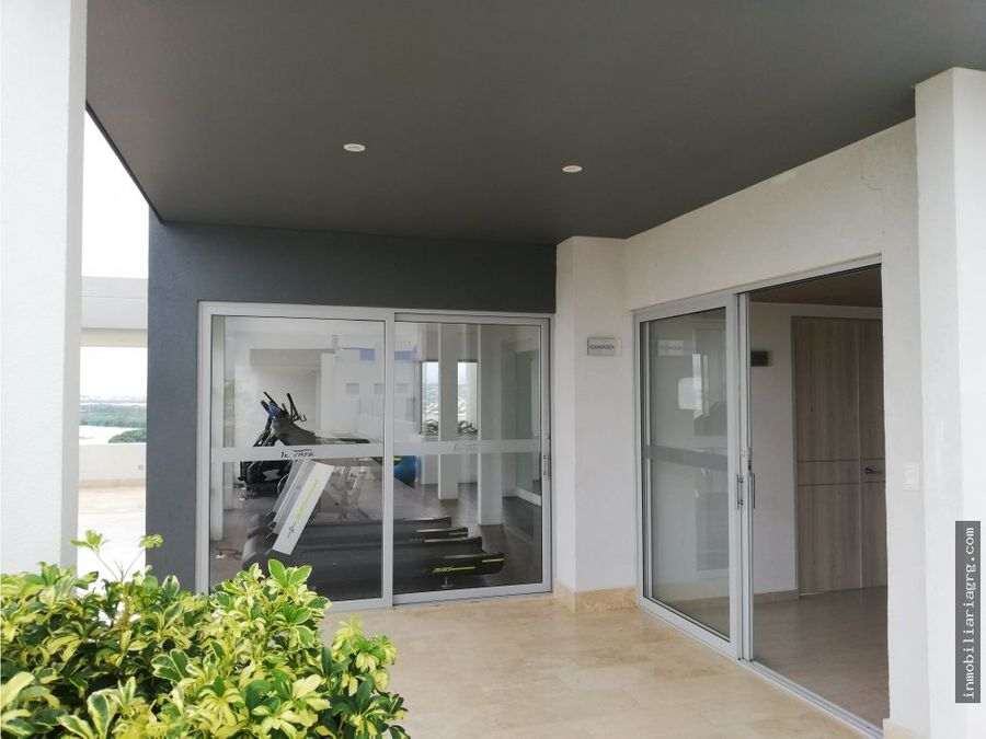 venta apartamento cartagena edificio ferrara cielo mar