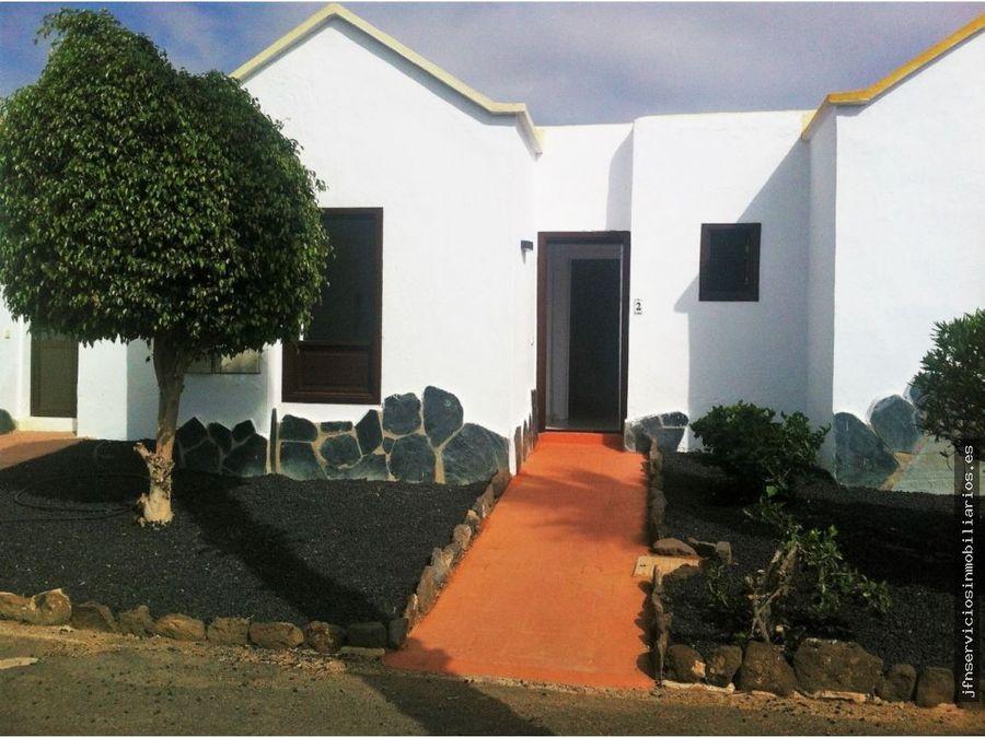 se vende bungalow en montecastillo