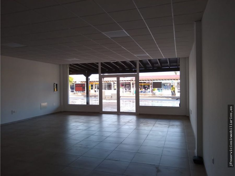 se vende local comercial corralejo