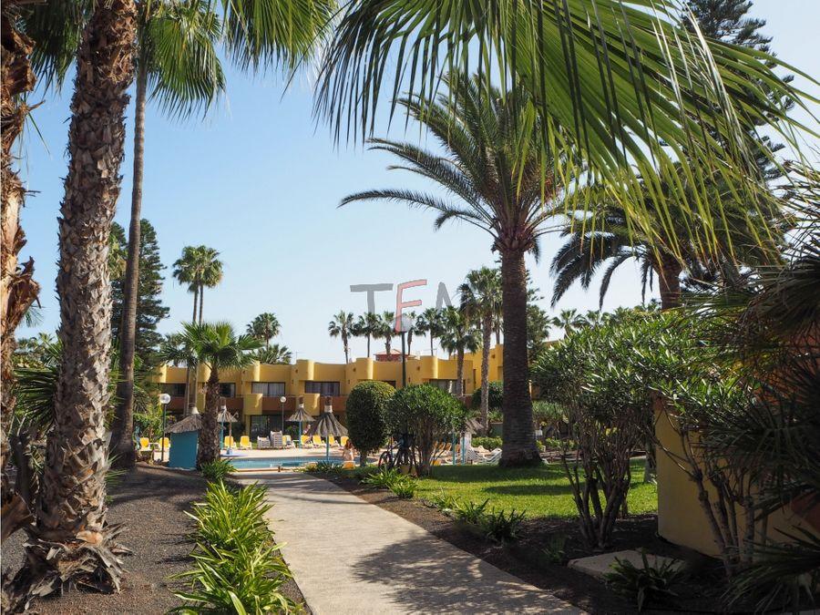 se vende apartamento en la planta primera del complejo atlantic garden