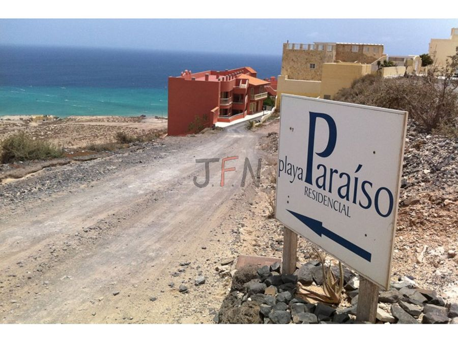 fantastico apartamento en playa paraiso costa calma