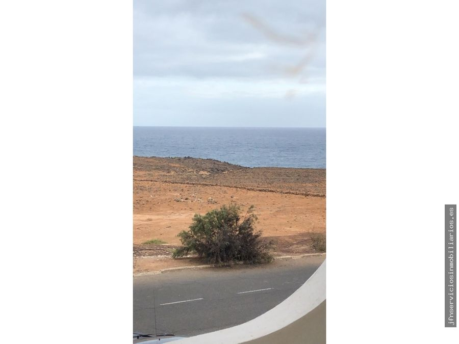 se alquila piso en costa de antigua oceano