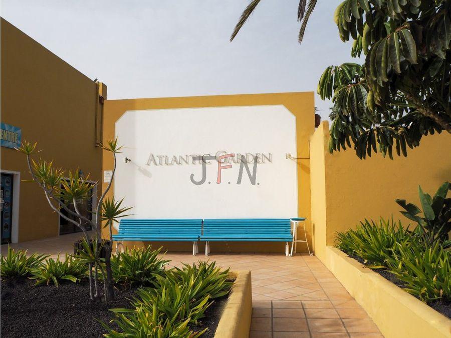se vende apartamento en la planta baja del complejo atlantic garden