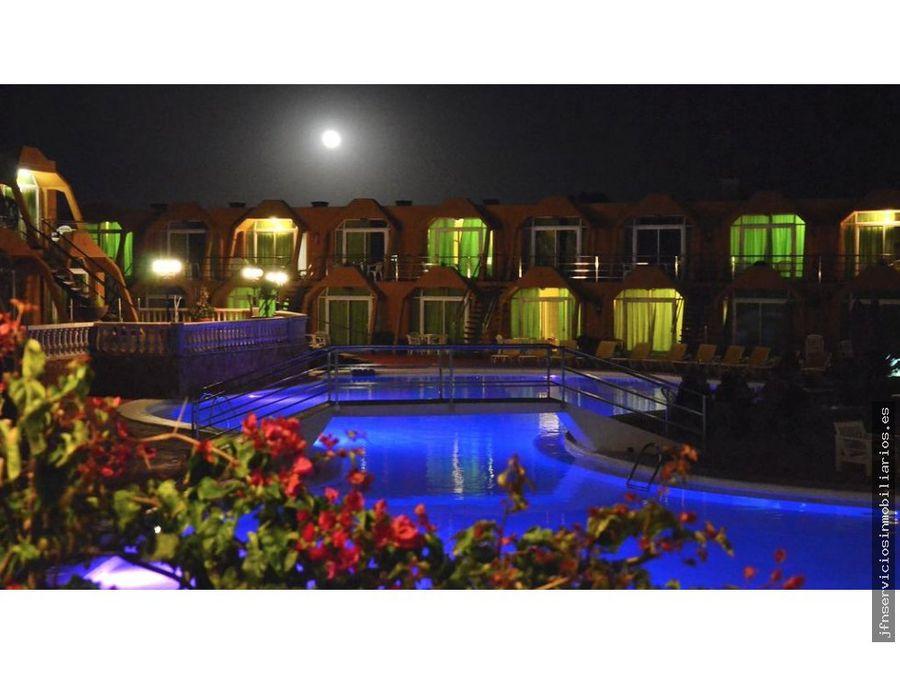 hotel en costa de antigua inversion