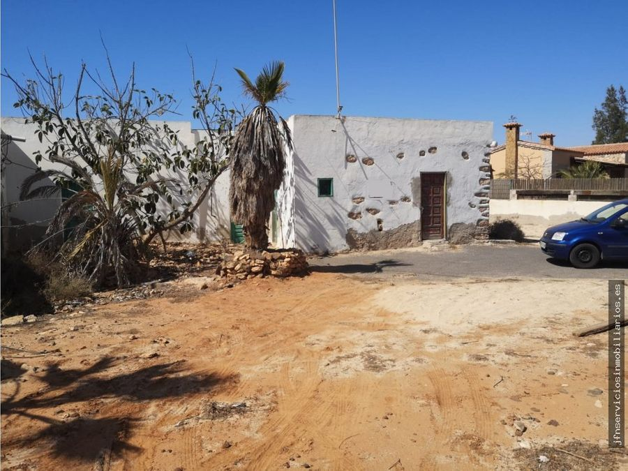 casa rural en triquivijate