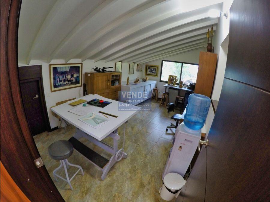 casa independiente hermosa vista san lucas el poblado medellin
