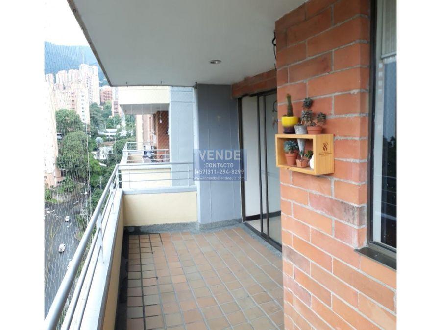 apartamento con vista panoramica en el poblado