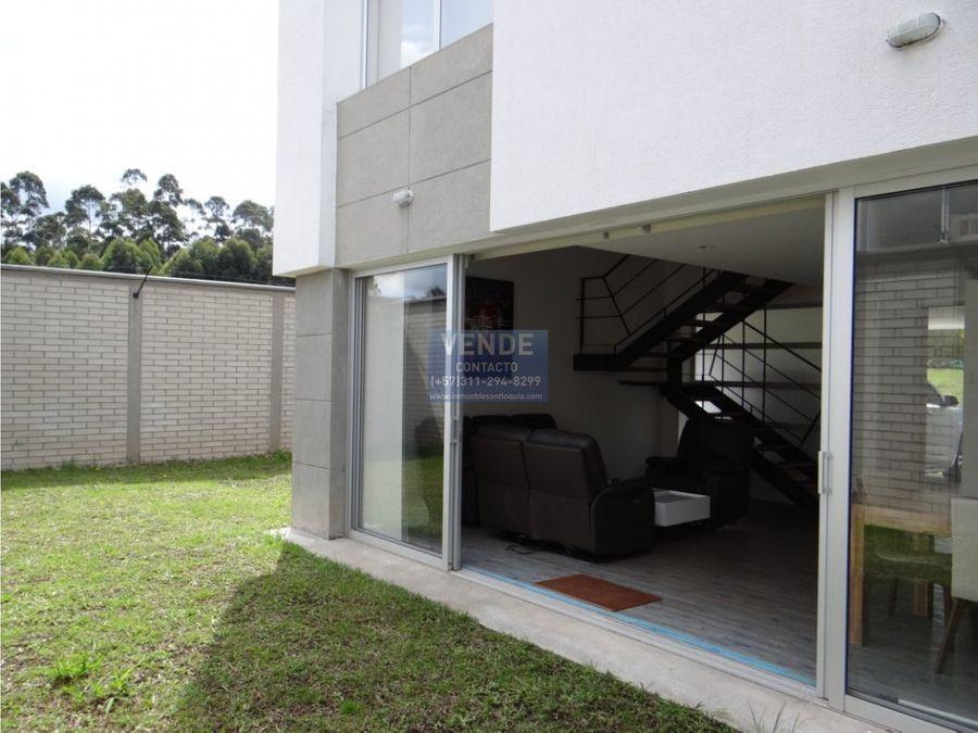 casa duplex rionegro unidad de lujo