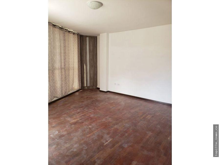 depto 3 dormitorios inmediaciones plazuela cala cala