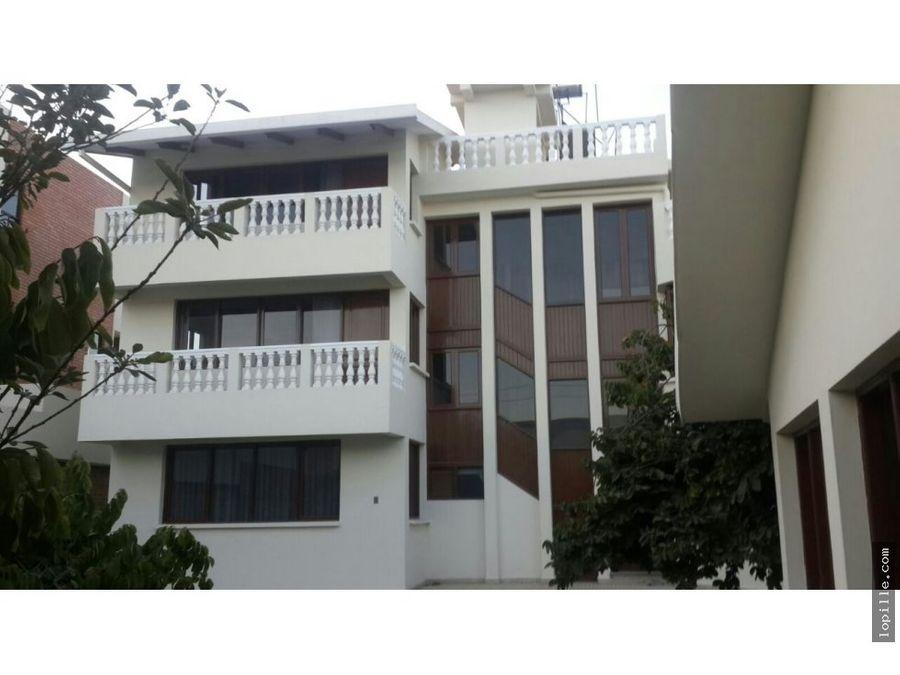casa de lujo en venta av villazon