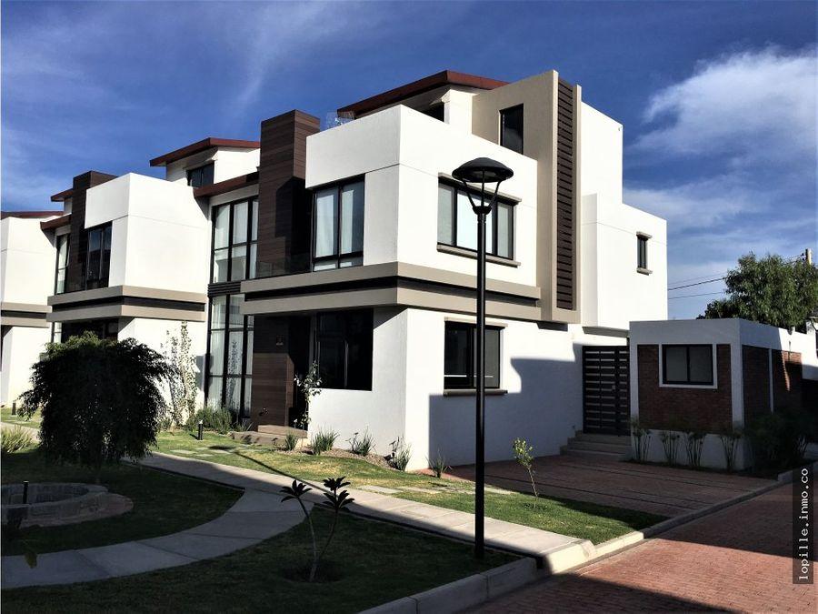 casa en venta condominio cerrado tiquipaya