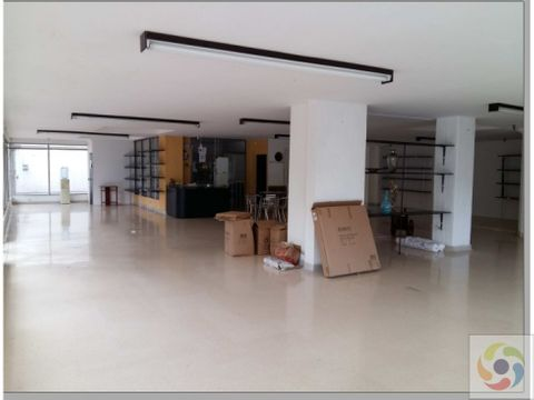 alquilo local comercial zona norte 490 m2