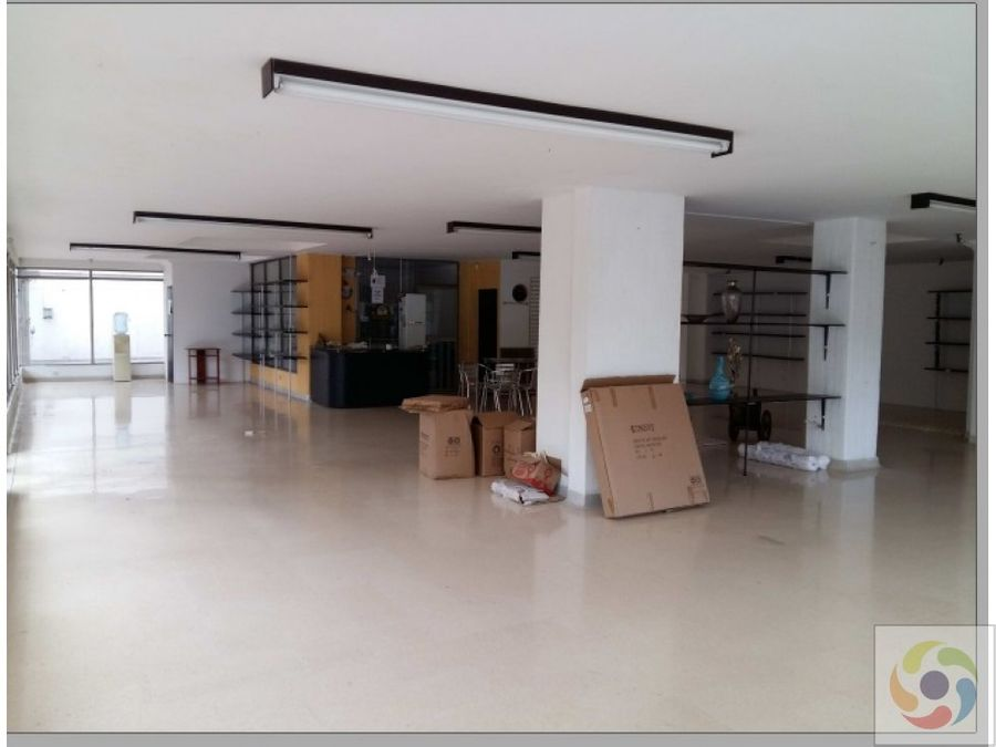 alquilo local comercial zona norte 490 m2