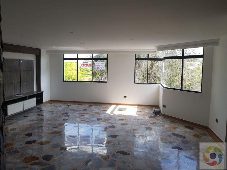 vendo apartamento 175 m2 castellana armenia