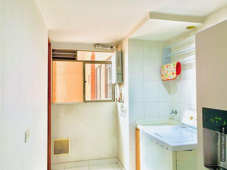 venta espectacular apartamento lagos de cordoba bogota