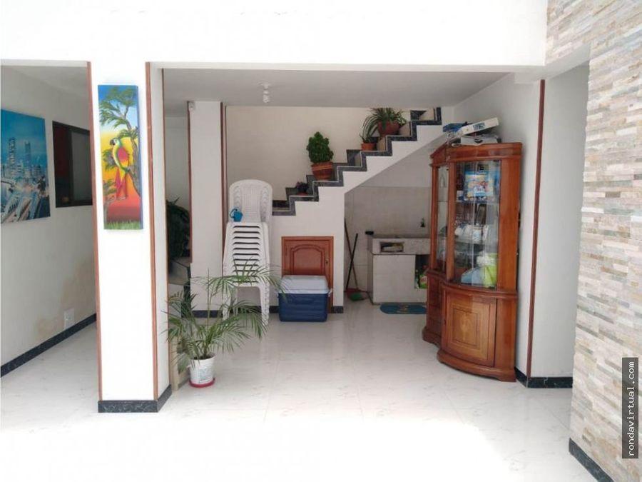 vendo casa sector carabelas