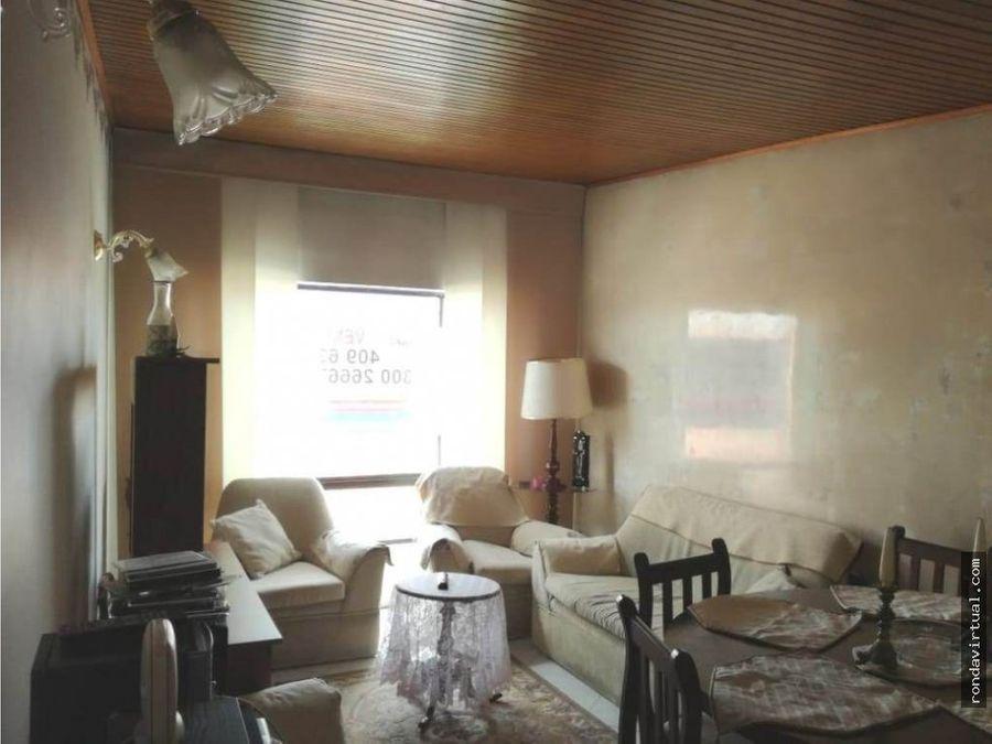 vendo apartamento con garaje sector castilla