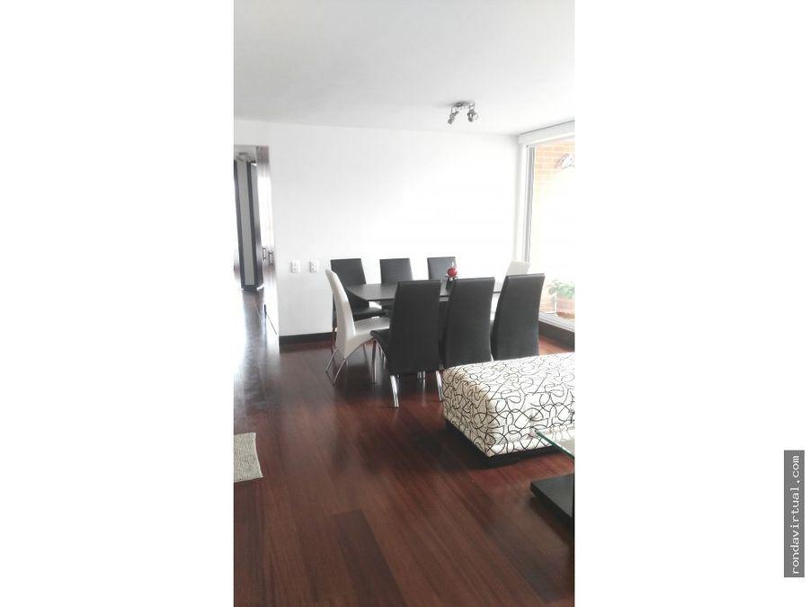 vendo apartamento con doble garaje sector suba