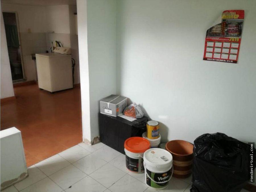 vendo casa sector galan