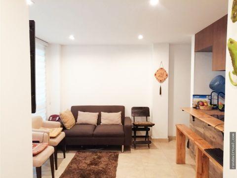 apartamento con garaje sector normandia