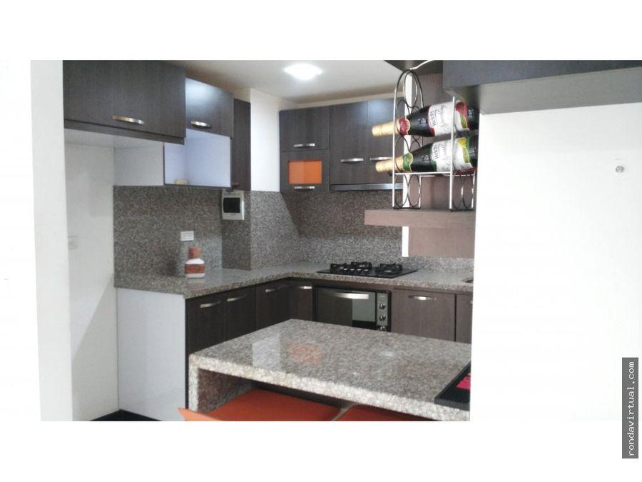 vendo apartamento con garaje en mosquera
