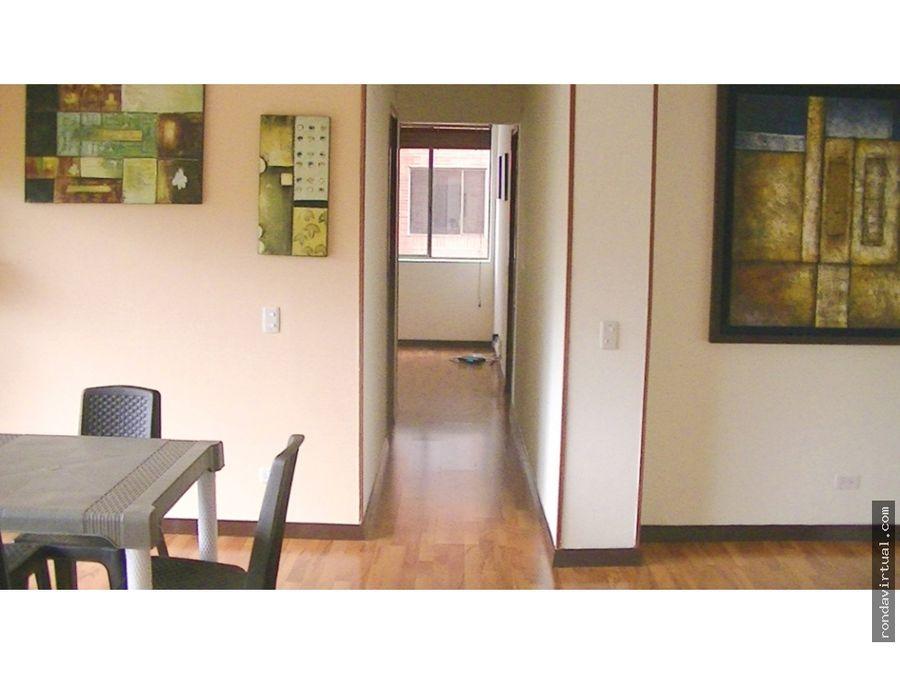 apartamento con doble garaje en el sector de alameda campestre