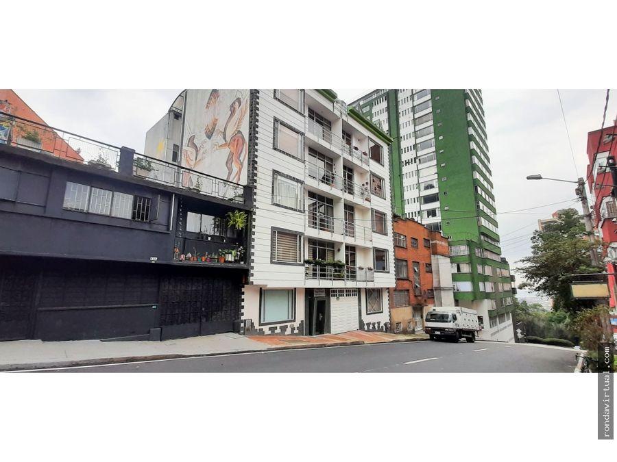 venta espectacular apartamento la macarena bogota dc