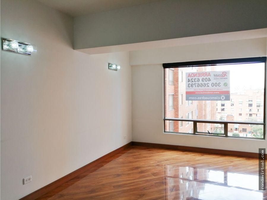 apartamento con doble garaje en el conjunto takay prisma