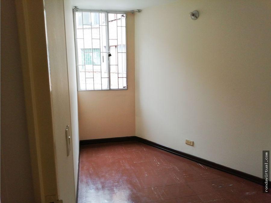 apartamento conjunto carabelas puente aranda