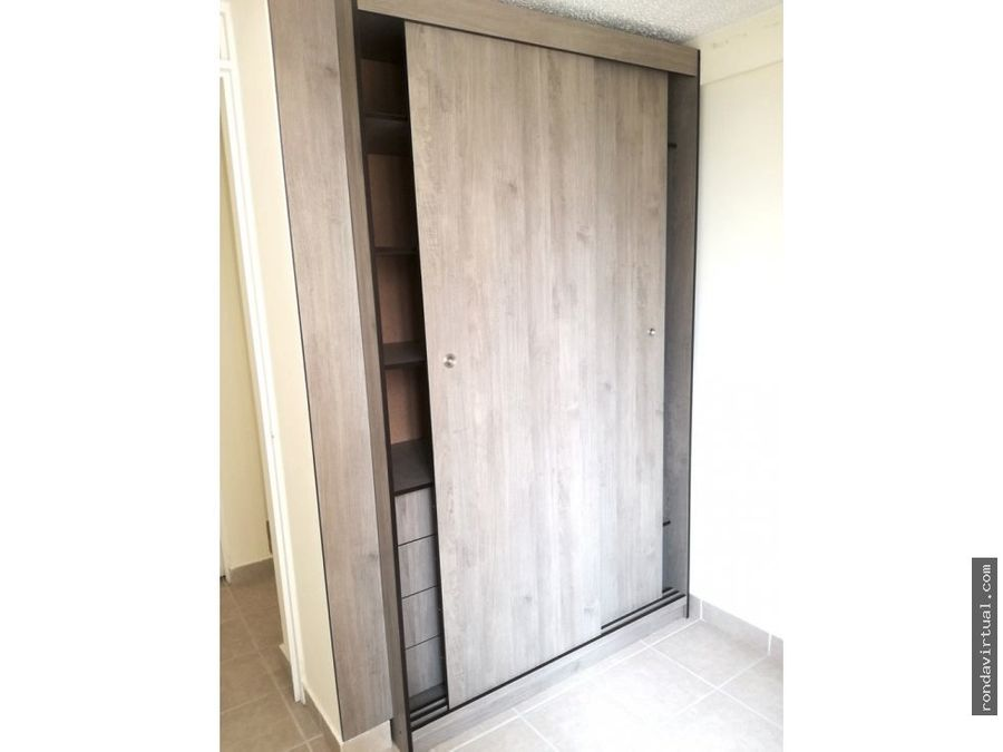 vendo apartamento con garaje sector perdomo