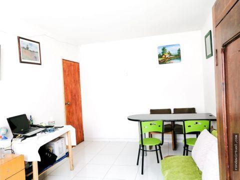 venta acogedor apartamento en primavera bogota