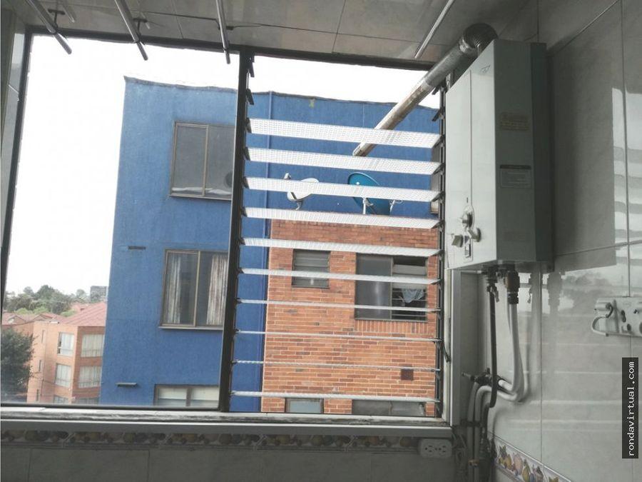 vendo apartamento con garaje sector fontibon